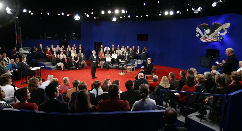 2004 Presidential Debate