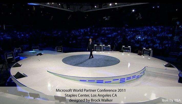 Microsoft WPC 2011